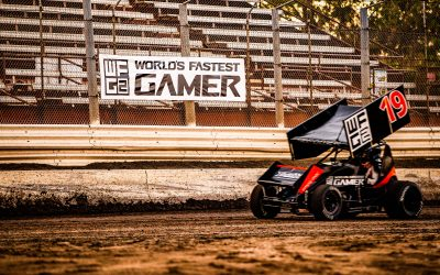 Video: 800hp on a dirt oval – what is a Sprint Car?