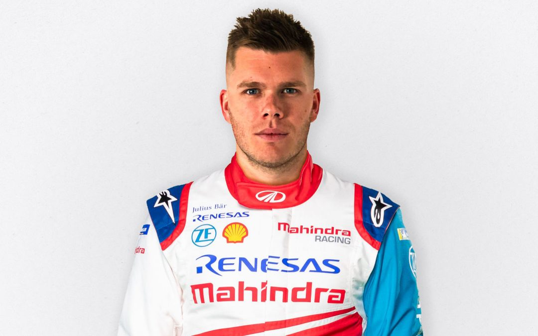 Rudy van Buren joins Mahindra Racing in Formula E