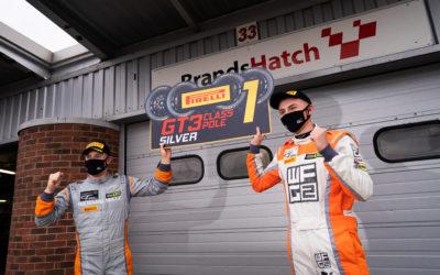 Gallery: Brands Hatch Pole Position