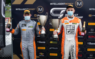 World's Fastest Gamer Baldwin claims another podium after stunning opening stint