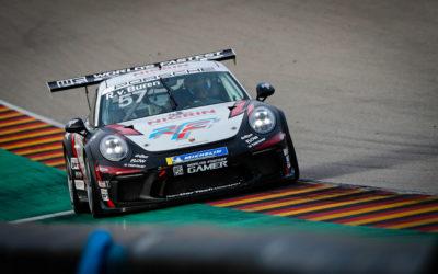Inaugural World's Fastest Gamer winner van Buren set for Red Bull Ring Carrera Cup battle
