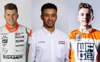 World's Fastest Gamer masters and apprentices on track around the world