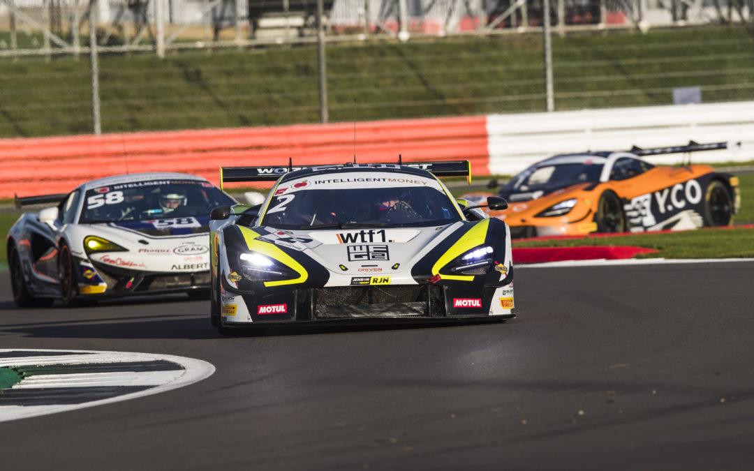 Gallery: Silverstone British GT Testing