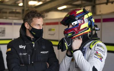 Gallery: Silverstone British GT Qualifying