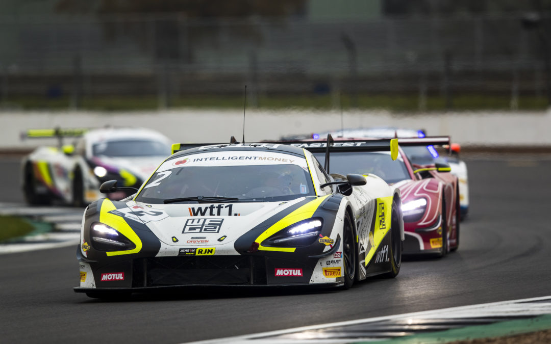 Gallery: Silverstone British GT Race Day