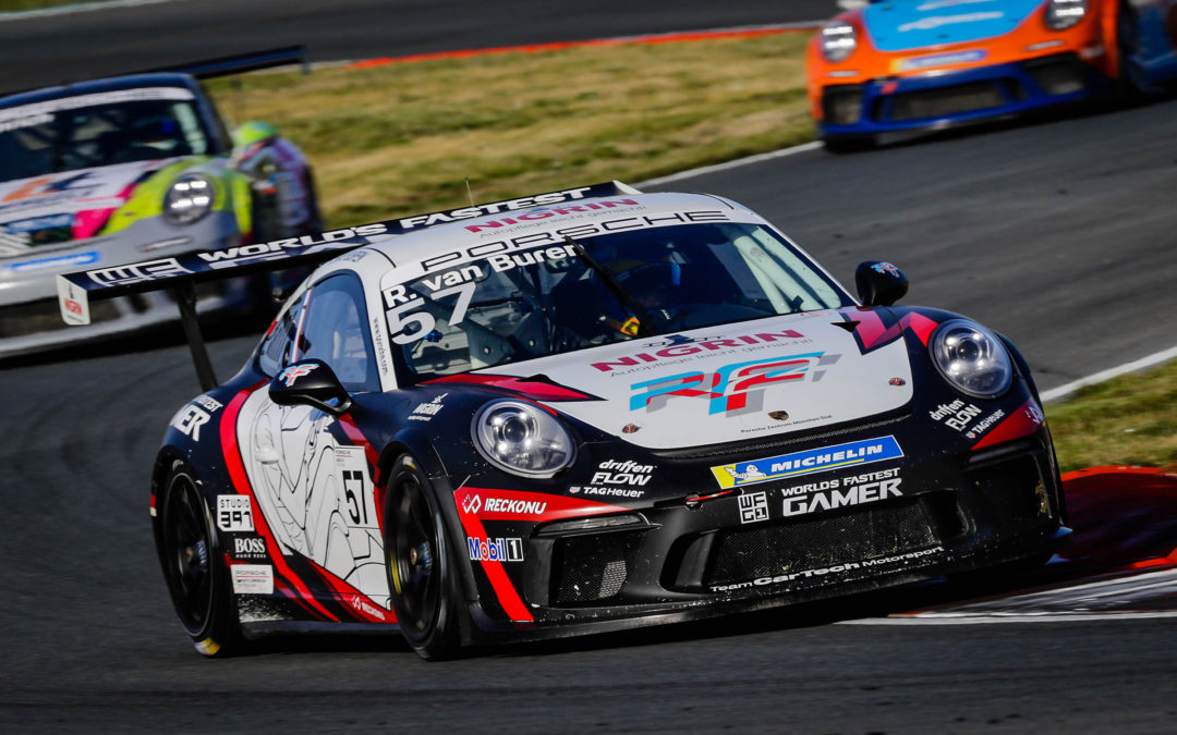 Gallery: Oschersleben Carrera Cup Action