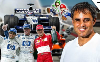 Video: WFG2 coach Juan Pablo Montoya one-on-one